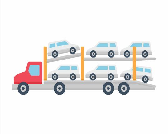 Automobile car bike transportation